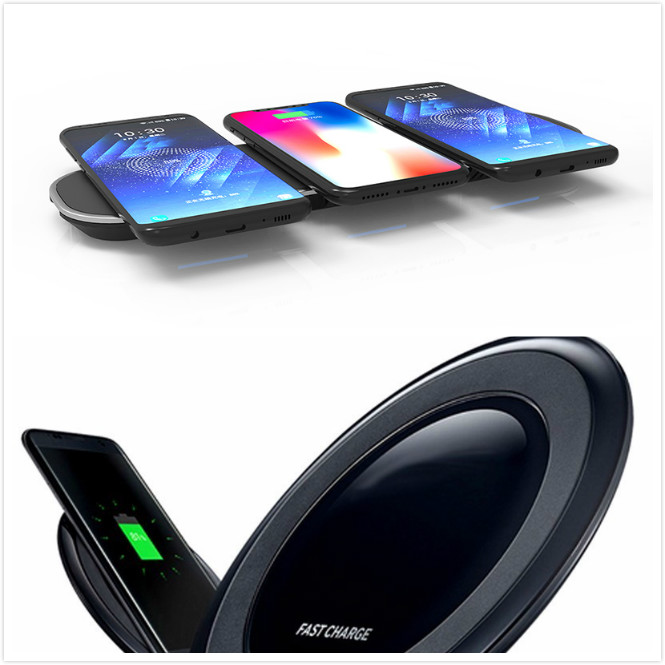 ShunXinda -Why You Need A Wireless Phone Charger Pad Click In