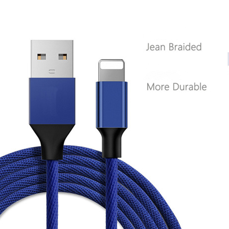 braided Type C usb cable durable manufacturers for car-Type C usb cable- micro usb cord- usb fast ch