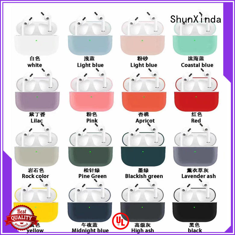 ShunXinda high premium airpods case protection suppliers for charging case
