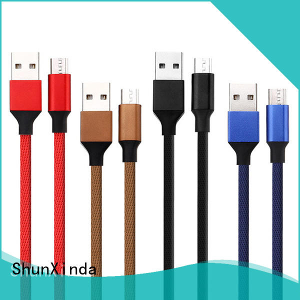 ShunXinda durable Type C usb cable suppliers for home