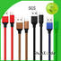braided Type C usb cable durable manufacturers for car