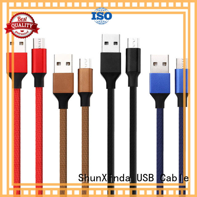 ShunXinda transfer cable usb micro usb for sale for indoor