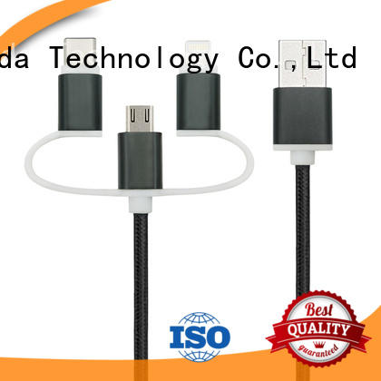 Wholesale usb multi charger cable sided for business for indoor