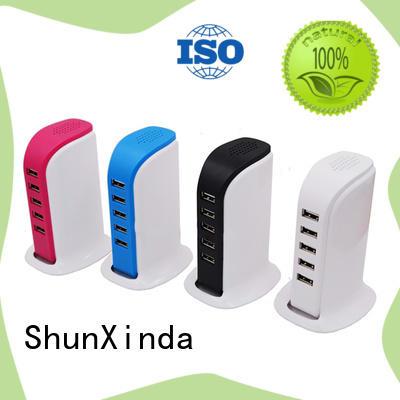 ShunXinda portable usb power adapter uk for home