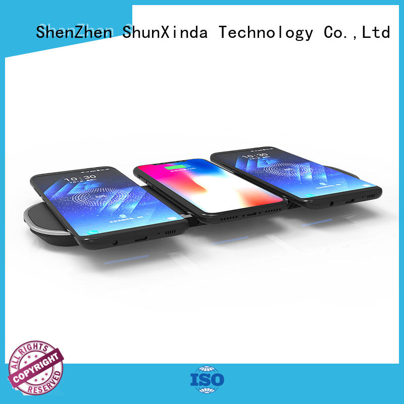 newest car fast ShunXinda Brand wireless charging for mobile phones supplier