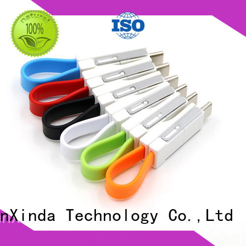 ShunXinda Brand mobile promotional iphone multi charger cable manufacture