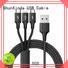 retractable charging cable coiled Bulk Buy fast ShunXinda