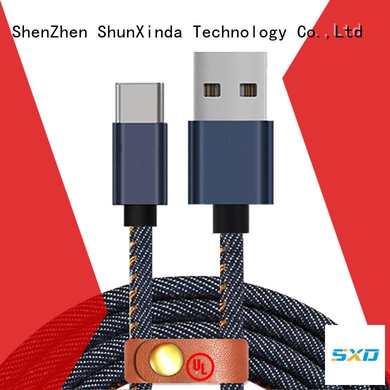 ShunXinda Wholesale apple usb c cable for sale for car