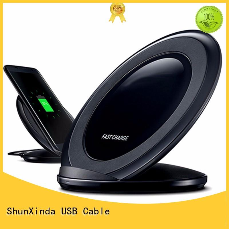 design newest wireless charging for mobile phones iphone ShunXinda company
