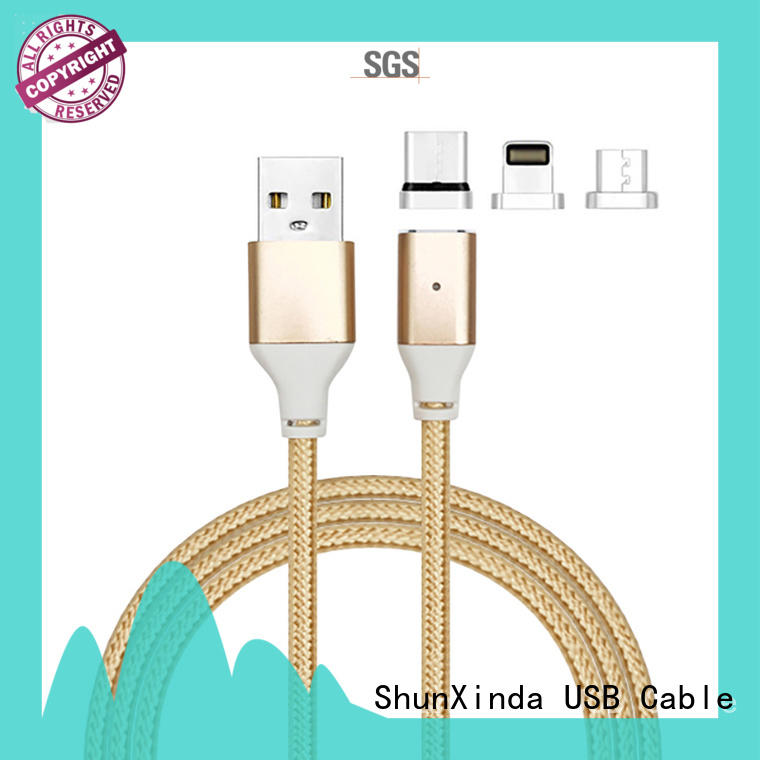 ShunXinda high quality multi phone charging cable factory for indoor