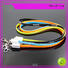 retractable Custom sync gift multi charger cable ShunXinda spring