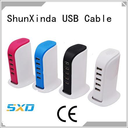 ShunXinda customized usb power adapter company for indoor