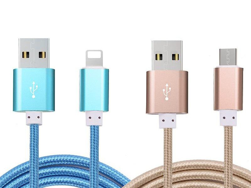 ShunXinda -How to Choose a Good USB Data and Charging Cable