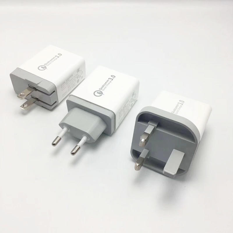 ShunXinda Brand uk universal au usb wall charger adapter