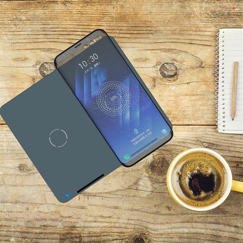ShunXinda -Stand Dual Wireless Charger with Fast Charging speed-7