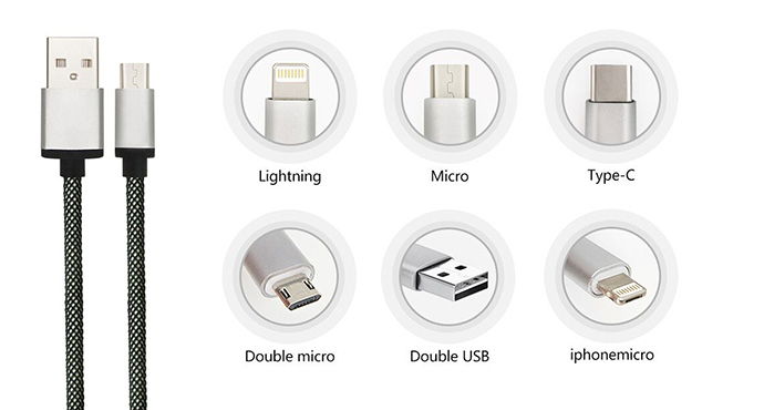 ShunXinda High-quality micro usb charging cable manufacturers for car-4