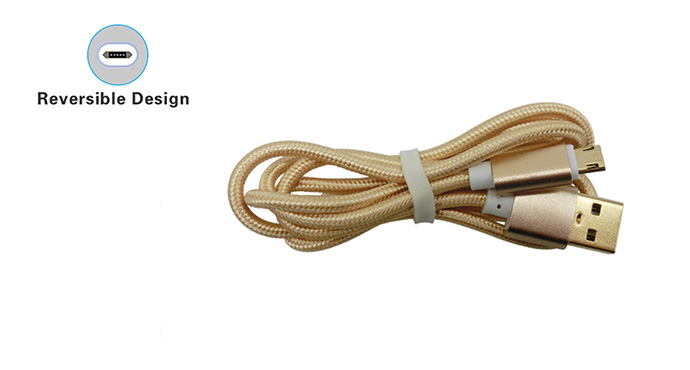 ShunXinda -reversible designed usb to micro usb cables