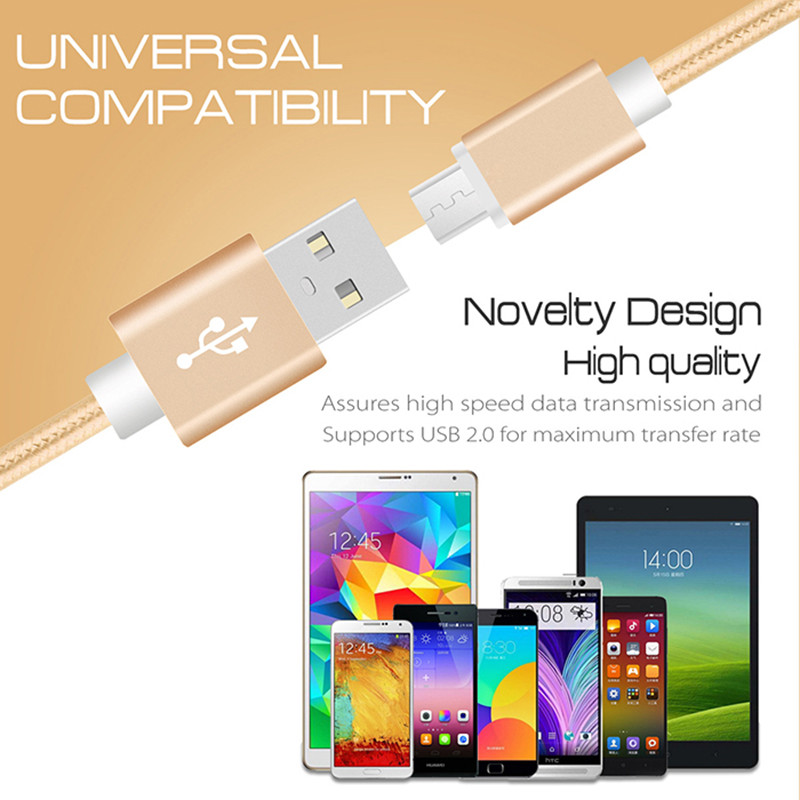 ShunXinda fast micro usb charging cable factory for home-12