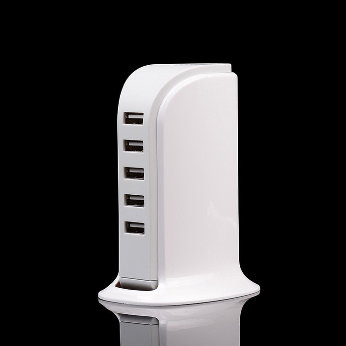 ShunXinda -High-quality Portable 5 Usb Ports Power Adapter-7