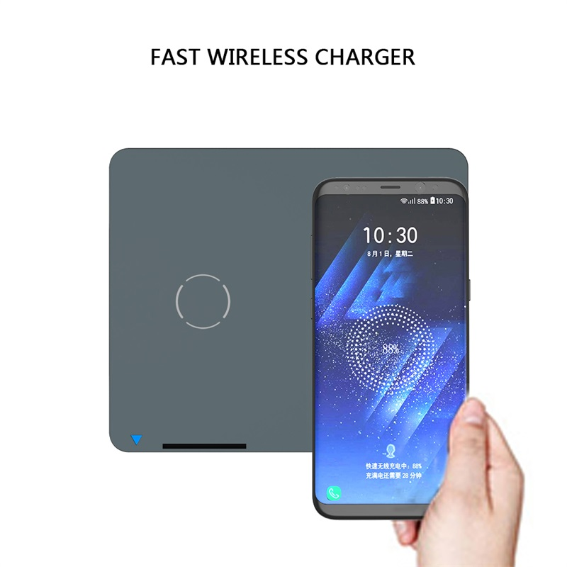 ShunXinda -Stand Dual Wireless Charger with Fast Charging speed-5