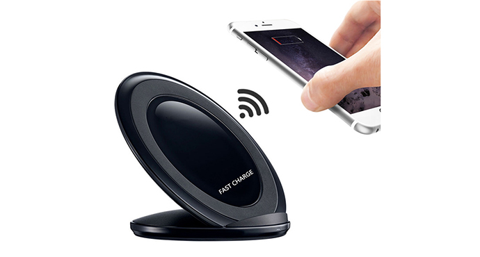 ShunXinda -Manufacturer Of Wireless Fast Charger Original Qi Stand Wireless Fast Charger-1