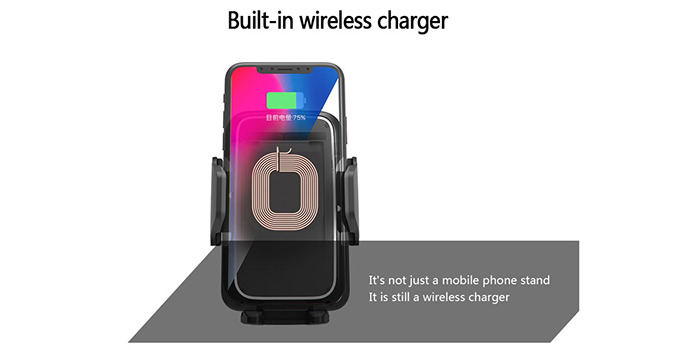 ShunXinda -Best Wireless Cell Phone Charger Newest Design Wireless Car Charger 10w-1