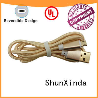 long micro usb cable xiaomi Bulk Buy fabric ShunXinda