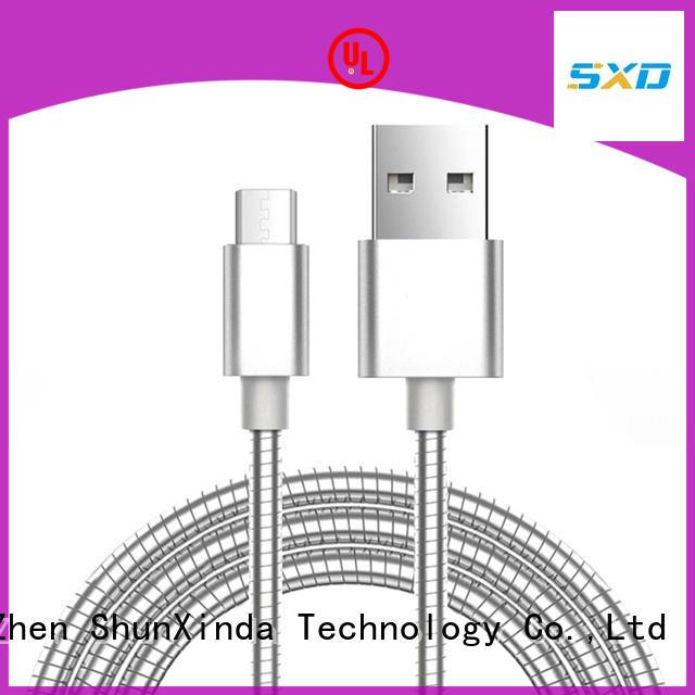 ShunXinda htc micro usb to usb company for home