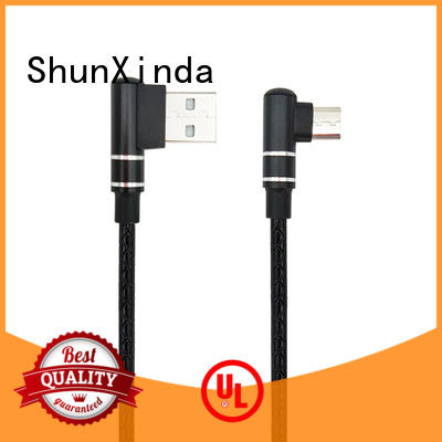 long micro usb cable holder fast ShunXinda Brand