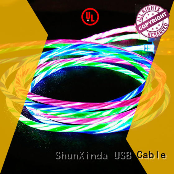 ShunXinda Best apple usb cable supply for car