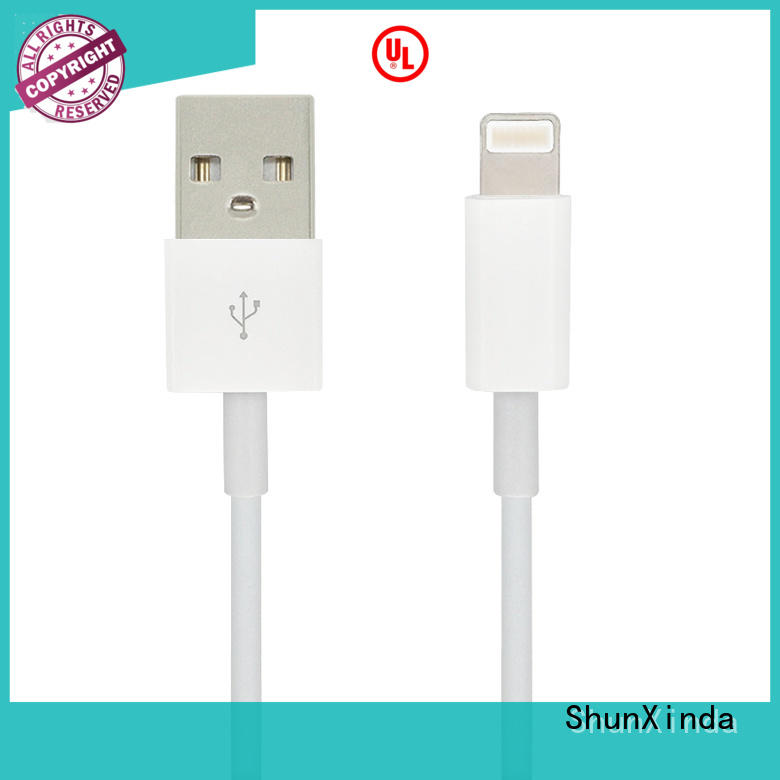 iphone usb cable oem cable for apple transfer ShunXinda Brand