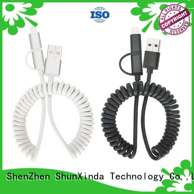 ShunXinda magnetic multi charger cable manufacturers for indoor