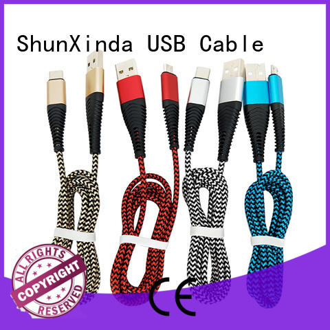 ShunXinda Brand phone necklace iphone cord manufacture