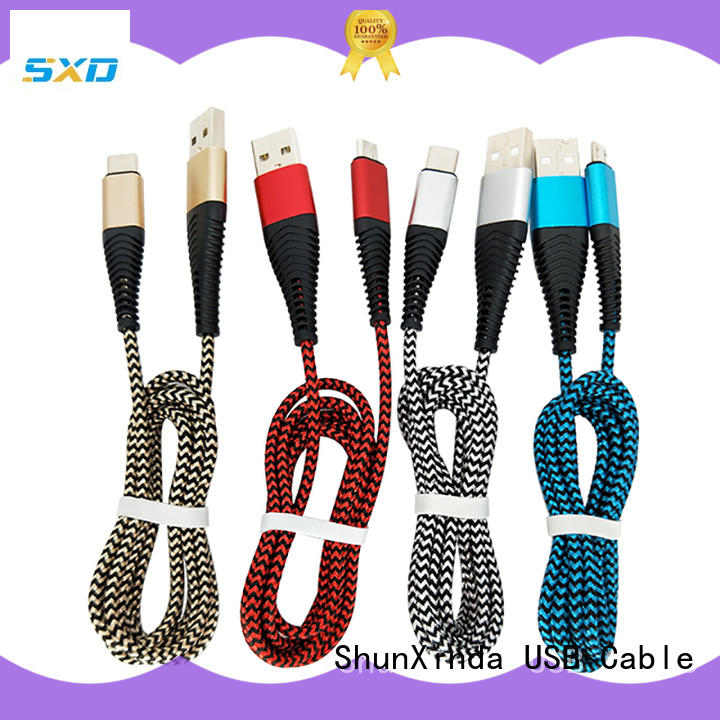 ShunXinda necklace apple usb cable factory for home