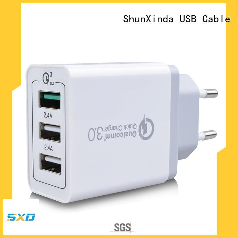 ShunXinda New usb power adapter supply for car