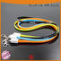 retractable charging cable magnetic lanyard keychain multi charger cable manufacture