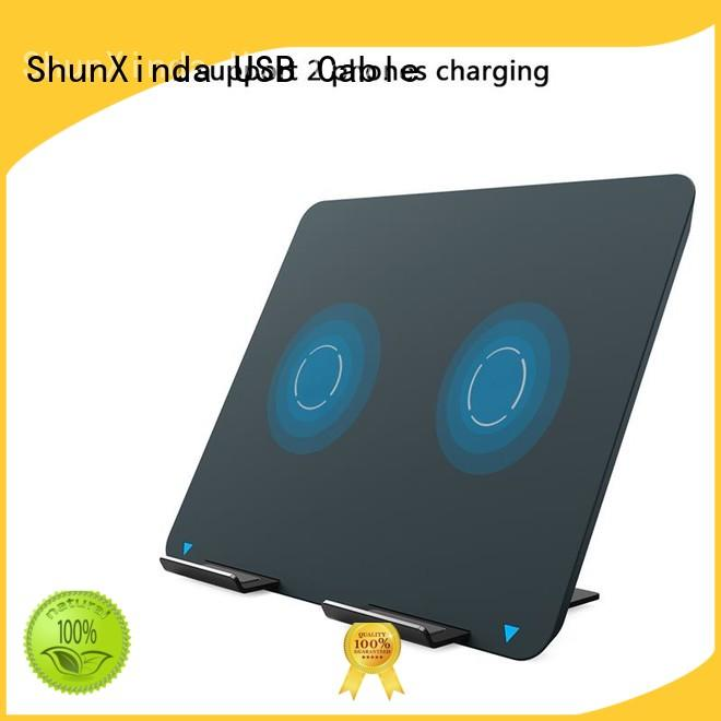 newest wireless mobile charger iphone for business for car