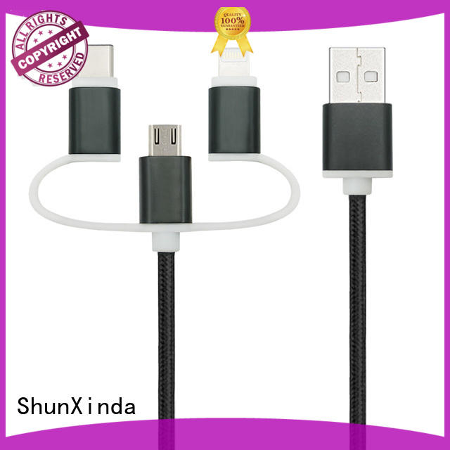 ShunXinda high quality usb charging cable manufacturers for home