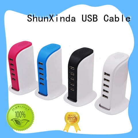 ShunXinda universal usb fast charger wholesale for indoor