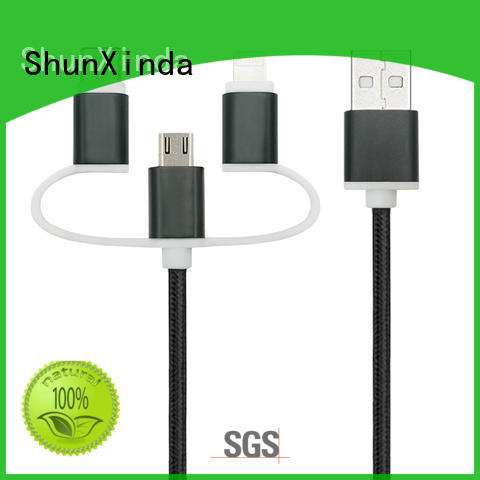 ShunXinda phone samsung multi charging cable manufacturers for home