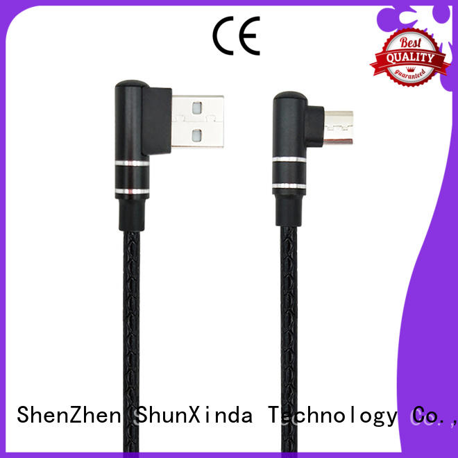 ShunXinda high quality cable usb micro usb suppliers for indoor