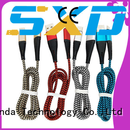 ShunXinda high quality iphone cord supply for indoor