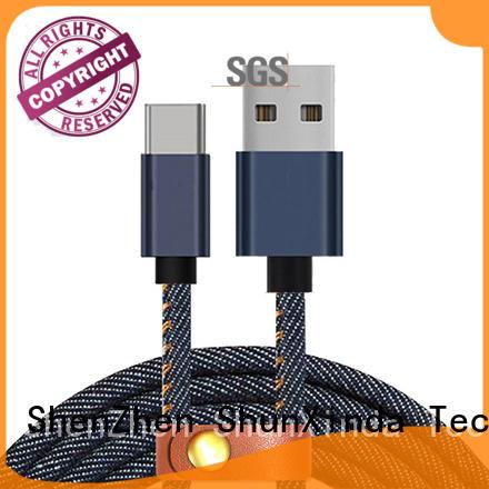 ShunXinda Custom cable usb type c suppliers for indoor