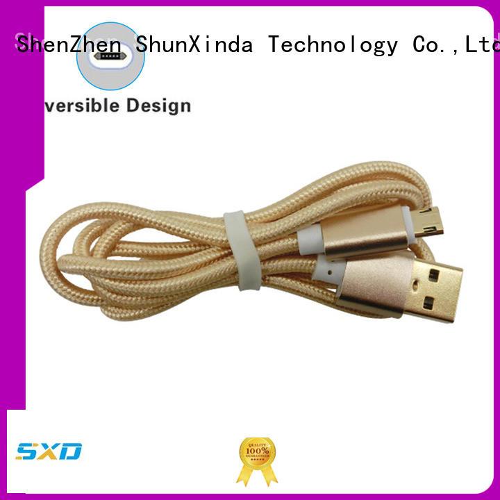 ShunXinda Brand durable newest long micro usb cable galaxy supplier