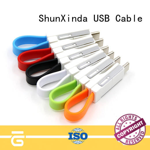 New multi device charging cable functional for business for indoor