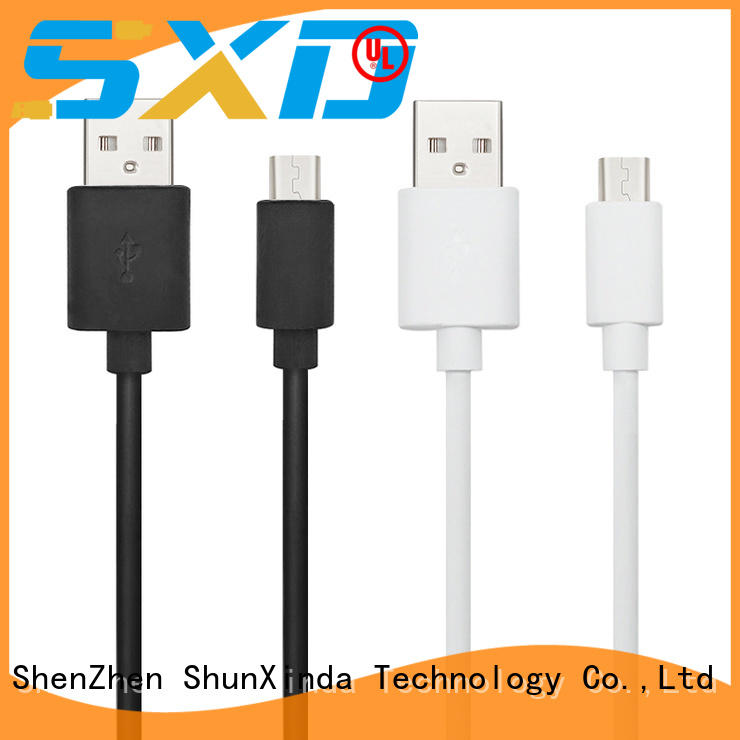 ShunXinda flat best micro usb cable for business for home