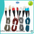 arrival newest led ShunXinda Brand iphone usb cable oem factory