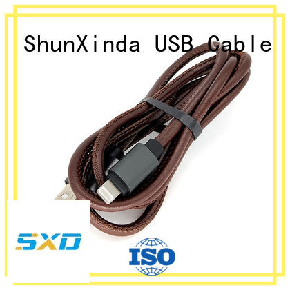 ShunXinda quality iphone cord suppliers for home