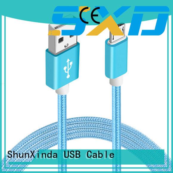 Wholesale newest usb to micro usb ShunXinda Brand