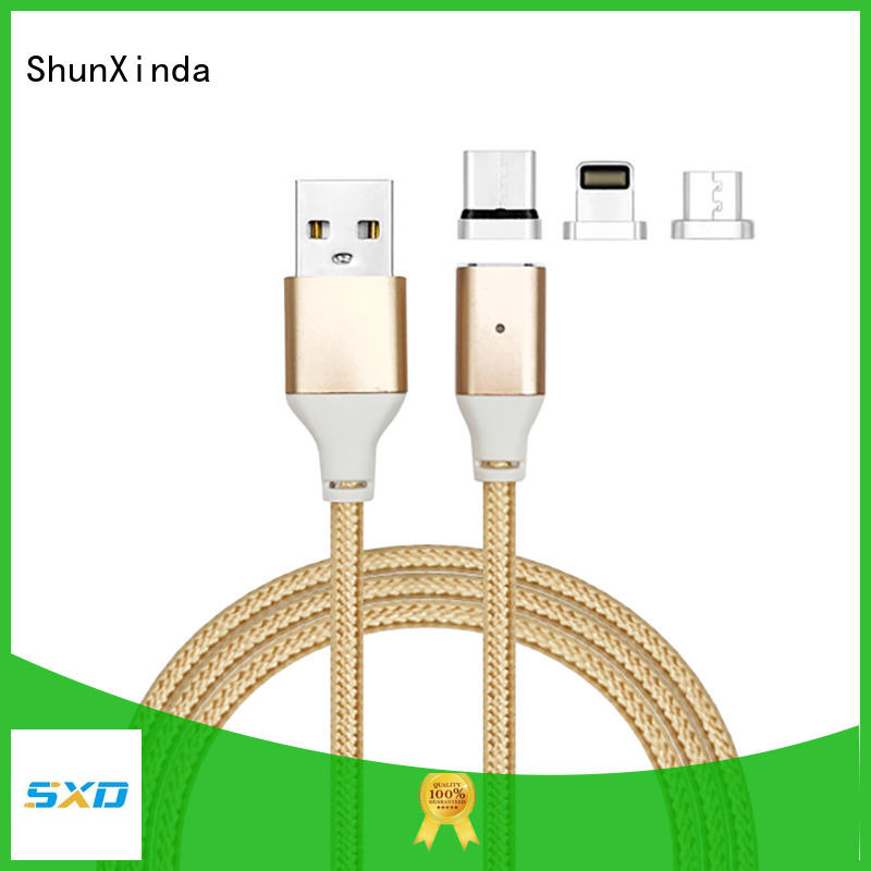 long cloth retractable charging cable android retractable ShunXinda Brand
